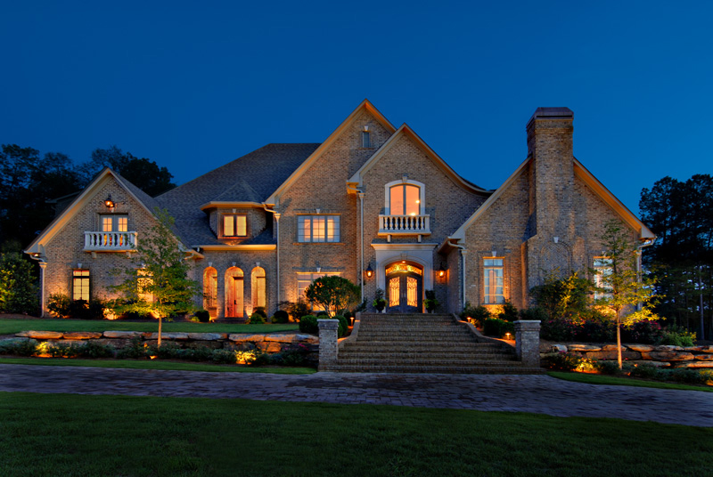 landscaping_lighting_St._Louis | Outdoor Lighting and Landscape