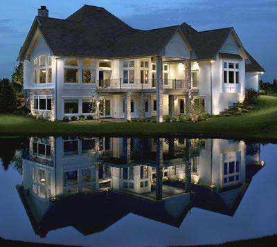 Hiring the landscaper to do your outdoor lighting means trouble and headaches for the homeowner.