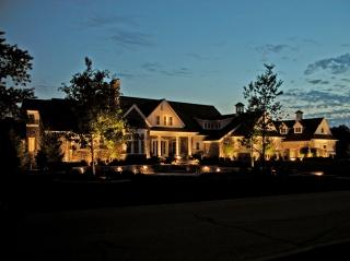 St. Louis landscape lighting Outdoor Lighting Perspectives