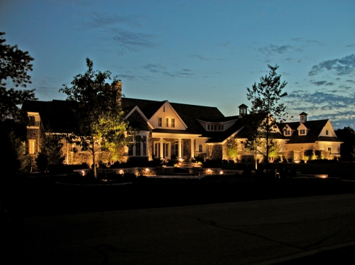 St. Louis landscape lighting Outdoor Lighting Perspectives