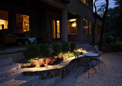 Outdoor Patio lighting St. Louis