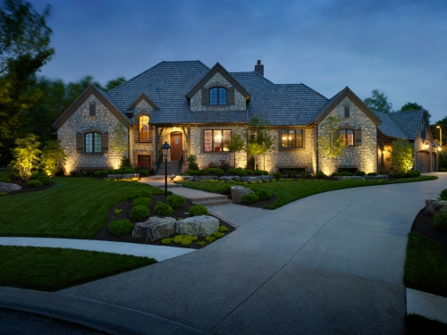 Outdoor Lighting Perspectives of St. Louis