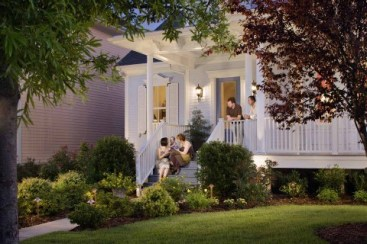 St. Louis LED landscape lighting