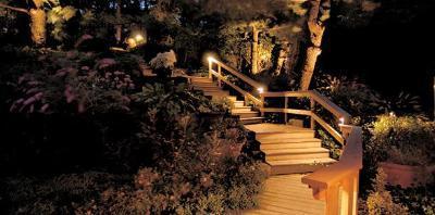 St. Louis stairway lighting