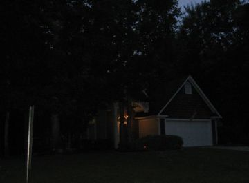 Bad St. Louis solar lighting