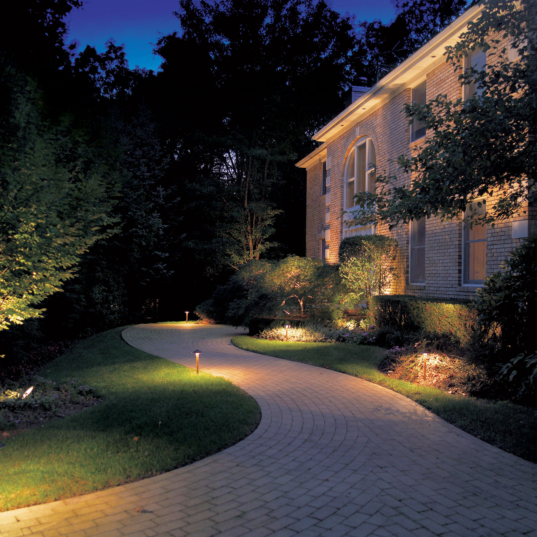 Outdoor Lighting Professionalism