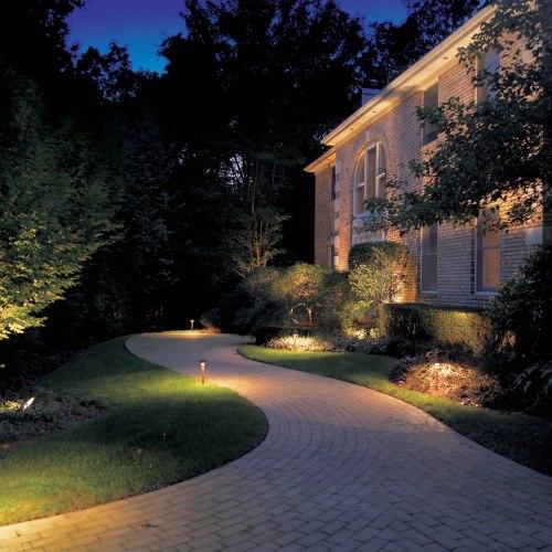Landscape lighting done right