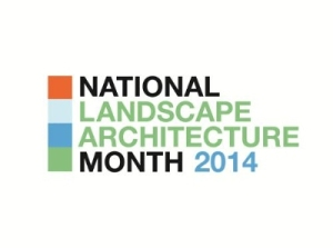 National Landscape Architecture Month