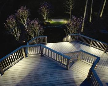 Outdoor Lighting Perspectives deck lighting