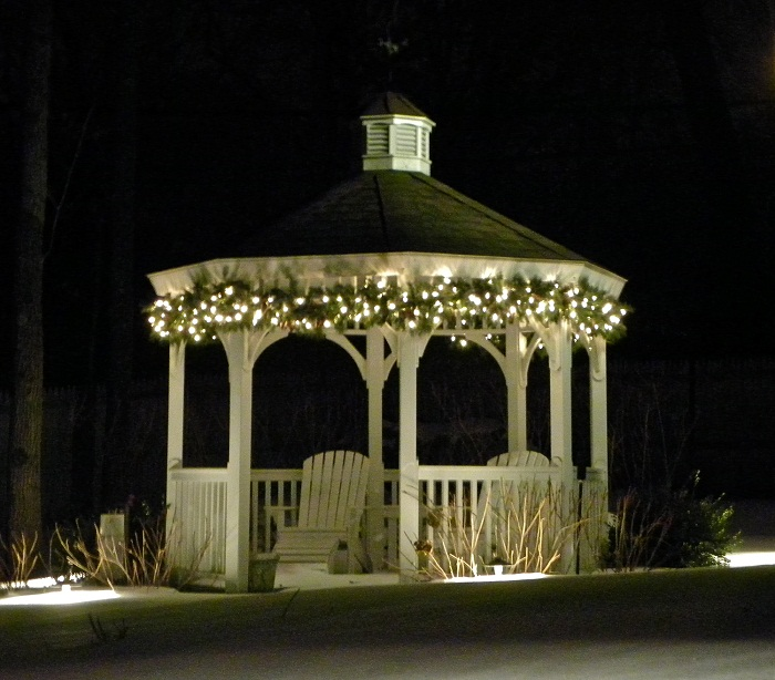 Merry Christmas From Outdoor Lighting