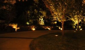 St Louis driveway lighting