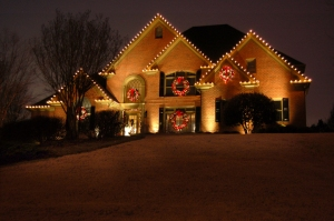 st louis c9 outdoor christmas lights lighted wreaths - Outdoor Christmas Wreaths